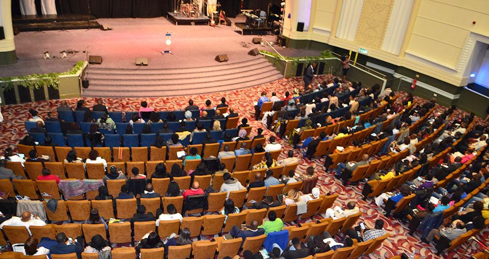 Halls for Main Auditorium