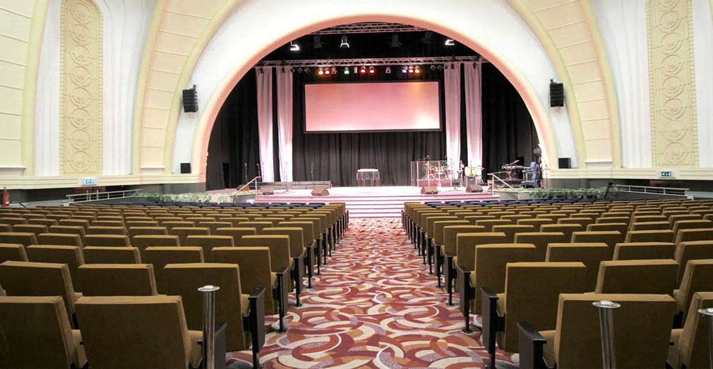 Halls for Hire - Main Auditorium